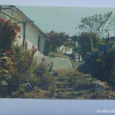 Postales: POSTAL DE GALAROZA ( HUELVA ) , VISTA . FOTO DE ESTUDIOS HARETON, SEVILLA. Lote 155719210