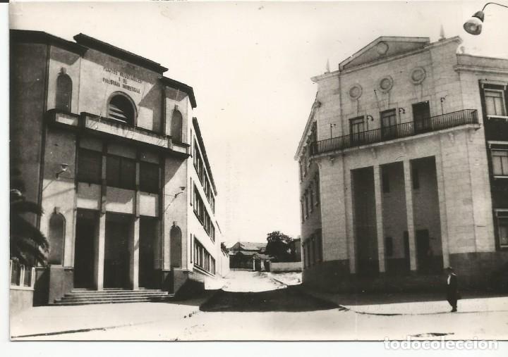 LINARES -ESCUELA INDUSTRIAL. ESCUELA DE PERITOS - Nº 1.108 ED. SEGUNDO (Postales - España - Andalucia Moderna (desde 1.940))