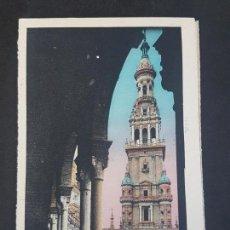 Postales: SEVILLA TORRE DEL PALACIO ESPAÑA. Lote 155820850