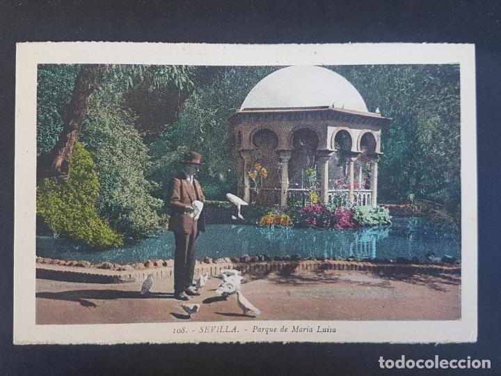 SEVILLA PARQUE MARIA LUISA (Postales - España - Andalucía Antigua (hasta 1939))
