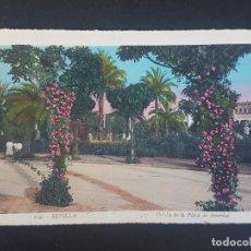 Postales: SEVILLA PLAZA DE AMERICA. Lote 155822058
