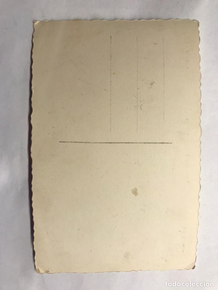 Postales: ALMERÍA. Postal Animada No.19, Parque de José Antonio. Edita:, ediciones Arribas (h.1950?) - Foto 2 - 155868266