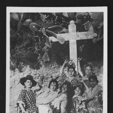 Postais: POSTAL GRANADA GITANAS DEL SACRO - MONTE ( SACROMONTE ) . CA AÑO 1920-30. Lote 156526430
