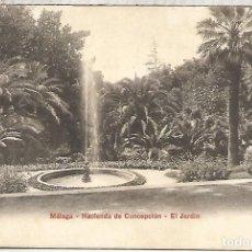 Postales: MALAGA HACIENDA DE CONCEPCION DORSO SIN DIVIDIR. Lote 156634826