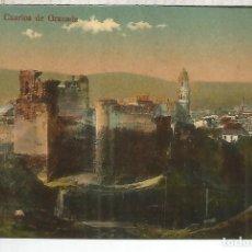 Postales: MALAGA CUARTOS DE GRANADA SIN ESCRIBIR. Lote 156635326