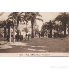 Postkarten - JAEN PLAZA DEL DEAN MAZAS VISTA PARCIAL ED. PAPELERIA ANGUITA - 156889726