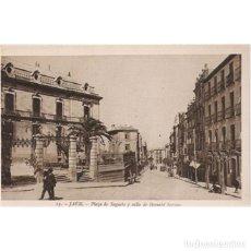 Postkarten - JAEN PLAZA DE SAGASTA Y CALLE DE BERNABE SORIANO - 156893010
