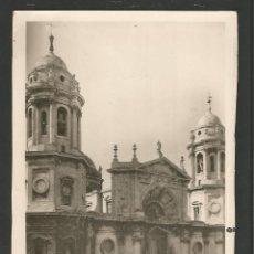 Postales: CADIZ-SANTA IGLESIA-CATEDRAL-5-EDICIONES SUR-POSTAL ANTIGUA-(57.947). Lote 157046678