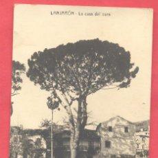Postales: LANJARON- LA CASA DEL CURA, SIN CIRCULAR, VER FOTOS. Lote 157863954