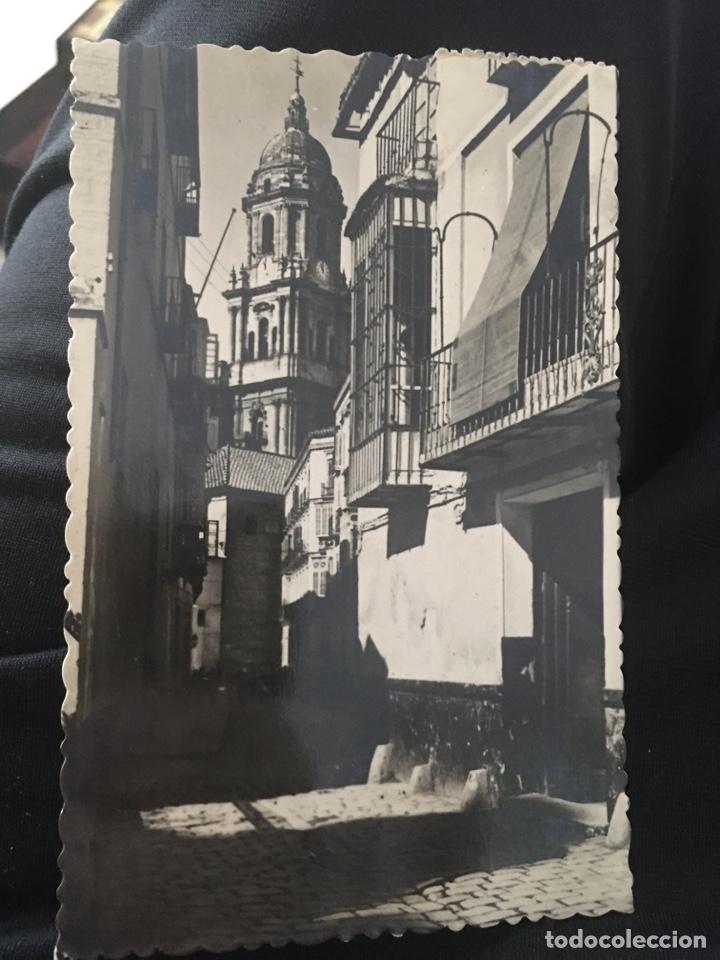 MALAGA CALLE SAN AGUSTÍN (Postales - España - Andalucía Antigua (hasta 1939))
