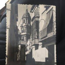 Postales: MALAGA CALLE SAN AGUSTÍN. Lote 158117120
