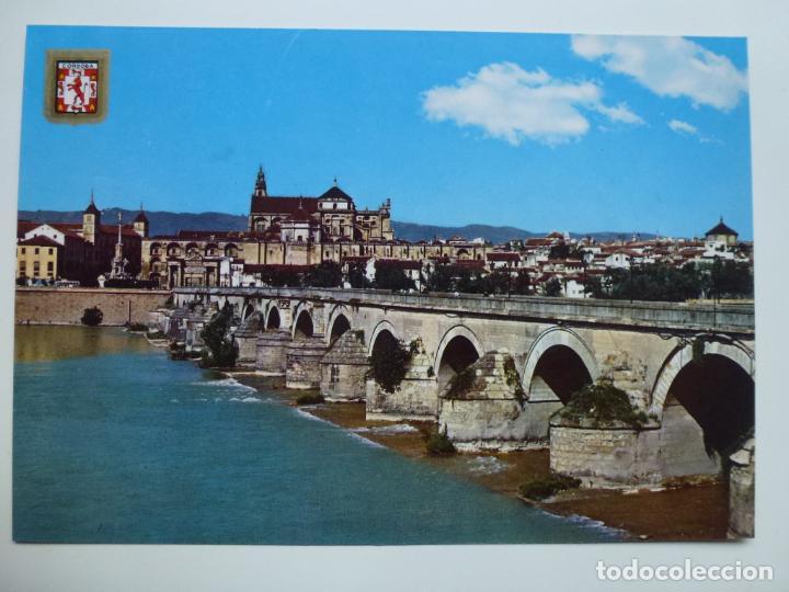 POSTAL. 778. CÓRDOBA. PUENTE ROMANO. AL FONDO VISTA PARCIAL. ED. SUBIRATS CASANOVAS. (Postales - España - Andalucia Moderna (desde 1.940))