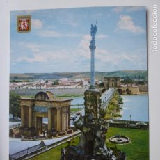 Postales: POSTAL. 905. CÓRDOBA. TRIUNFO Y PUENTE ROMANO. ED. SUBIRATS CASANOVAS.. Lote 158131790
