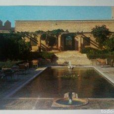 Postales: CTC - 10 ALMERIA - LAGO DE LA ALCAZABA - DOMINGUEZ - SIN CIRCULAR. Lote 158256270
