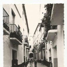 Postales: MARBELLA - CALLE SAN JUAN DE DIOS - Nº 21 ED. ARRIBAS. Lote 158268958
