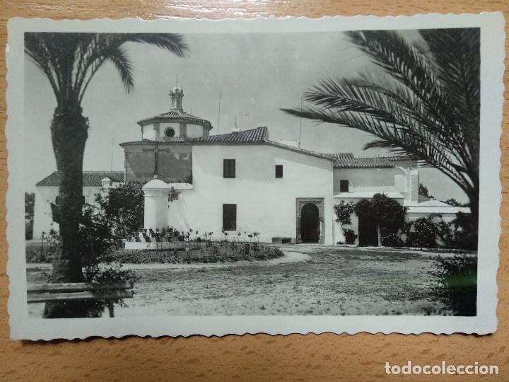 HUELVA Nº 18 .- LA RABIDA .- MONASTERIO DE SANTA MARIA .- EDICIONES ARRIBAS (Postales - España - Andalucia Moderna (desde 1.940))