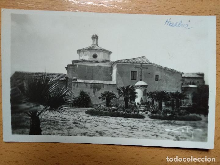RABIDA, HUELVA, N. 22123, COLECCIONES LOTY, MONASTERIO DE SANTA MARIA DE LA RABIDA (Postales - España - Andalucia Moderna (desde 1.940))