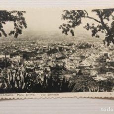 Postales: POSTAL GRANADA, VISTA GENERAL. Lote 158789902
