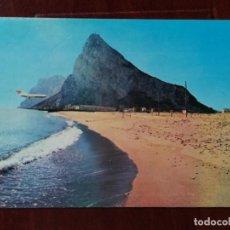 Postales: LA LINEA DE LA CONCEPCIÓN. CADIZ. PEÑON GIBRALTAR. . Lote 159056590