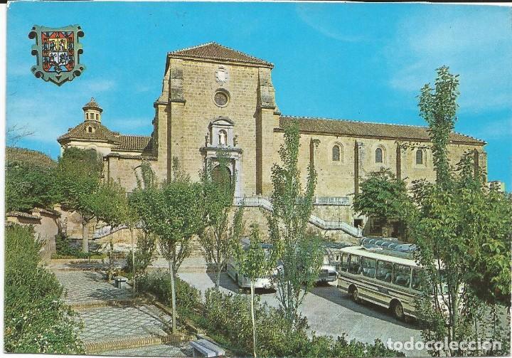 [POSTAL] FACHADA PRINCIPAL. LA CARTUJA. GRANADA (SIN CIRCULAR) (Postales - España - Andalucia Moderna (desde 1.940))