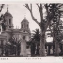 Postales: ALMERIA - SAN PEDRO. Lote 160313058