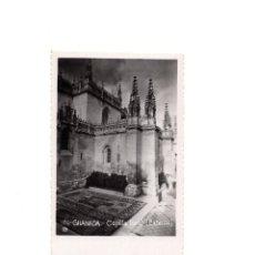 Postales: GRANADA.- CAPILLA REAL. (EXTERIOR).. Lote 160360558