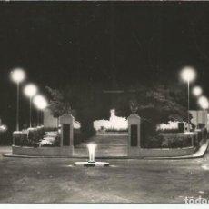 Postales: ARCHIDONA - PASEO DE LA VICTORIA. VISTA DE NOCHE - Nº 21 ED. ORTIZ - BERROCAL. Lote 160379538