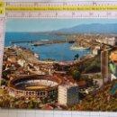 Postales: POSTAL DE MÁLAGA. AÑO 1964. PLAZA DE TOROS, PUERTO, FAROLA,. NIÑO PINTOR. 249. Lote 160705306
