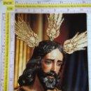 Postales: POSTAL RELIGIOSA SEMANA SANTA DE MÁLAGA. NUESTRO PADRE JESÚS DEL RESCATE. 254. Lote 160705882