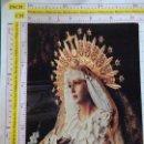 Postales: POSTAL RELIGIOSA SEMANA SANTA DE MÁLAGA. MARÍA SANTÍSIMA DE GRACIA. 255. Lote 160705950