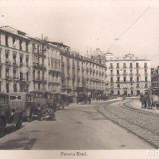 Postales: POSTAL DE GRANADA - PUERTA REAL .. Lote 161144154