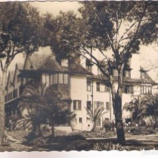 Postales: POSTAL DE RONDA - HOTEL VICTORIA - VISTA PARCIAL .. Lote 161211954