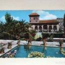 Postales: GRANADA. POSTAL NO. 6, ALHAMBRA. JARDINES DEL PARTAL. EDITA. FOTOCOLOR (H.1960?) SIN CIRCULAR. Lote 161299564