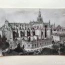 Postales: SEVILLA. POSTAL NO. 114, VISTA GENERAL DE LA CATEDRAL. EDITA HELIOTOPIA ARTÍSTICA ESPAÑOLA (H.1960?). Lote 161318632