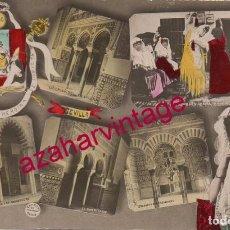 Postales: SEVILLA, 1908 , POSTAL COSTUMBRES Y VISTAS, MUY RARA, EDIT.ERNESTO. Lote 161449954