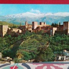 Postales: 11 POSTALES ALHAMBRA DE GRANADA (SIN CIRCULAR) REF: 61/72. Lote 162081698