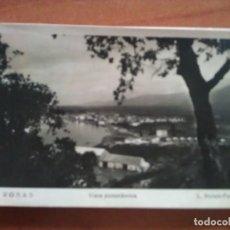 Postales: 1952 VISTA PANORÁMICA - ROSAS. Lote 162782498