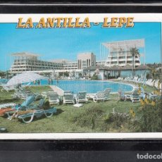 Postales: 19. LA ANTILLA - LEPE. ISLANTILLA (HUELVA). Lote 163016530