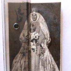 Postales: GLORIA SEVILLA. VIRGEN DE LOS REYES. PATRONA. FOTOPOSTAL: SERRANO.. Lote 163749978