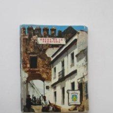 Postales: BLOC DE 12 VISTAS DE ARCOS DE LA FRONTERA. Lote 163953606