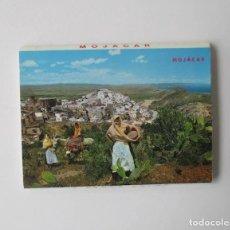 Postales: BLOC DE 10 POSTALES DE MOJACAR. Lote 163953998