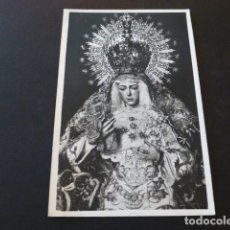 Postales: SEVILLA SEMANA SANTA VIRGEN ESPERANZA MACARENA POSTAL FOTOGRAFICA HACIA 1915. Lote 163965138