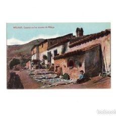 Postales: MÁLAGA.- CASETA EN LOS MONTES.. Lote 164214134