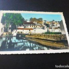 Postales: PUENTE GENIL CORDOBA VISTA PARCIAL. Lote 164634682