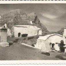 Postales: GUADIX - VISTA DE CUEVAS - Nº 10 ED. LIBRERÍA PÉREZ RUIZ. Lote 164727422