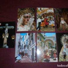 Postales: MAGNIFICAS 80 POSTALES DE ANDALUCIA DE LOS AÑOS 60 Y 70. Lote 164758786