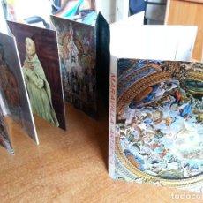 Postales: POSTAL. LIBRO DE 16 POSTALES GRANADA-LA CARTUJA. ED. ARRIBAS. Lote 165014590