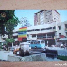 Postales: TORREMOLINOS ( MALAGA ) PLAZA DE LA COSTA DEL SOL. Lote 165015918