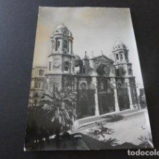 Postales: CADIZ CATEDRAL. Lote 165039970