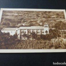 Postales: LANJARON GRANADA VISTA PARCIAL DEL BALNEARIO. Lote 165114862